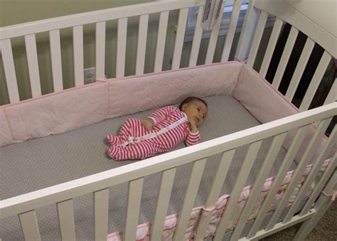 when to put baby in own room babies may sleep longer in their own rooms study says fox6now