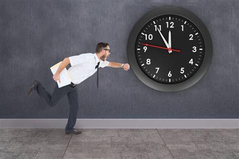 stop people   late  meetings