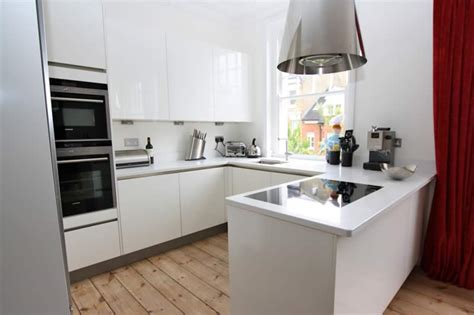 Kitchen Designs London by Handleless Kitchens From Lwk Kitchens