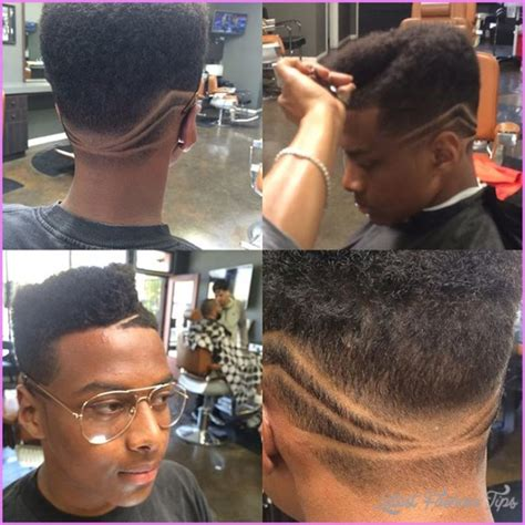 pictures of african american male hair cut styles african american men hairstyles latestfashiontips com