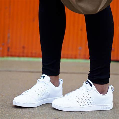 Adidas Neo Advantage Original Brande Reviuw Vs Black White adidas neo advantage review