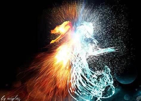 Fires Of Winter Hearts Aflame By Johanna Novel Second Murah vs water by aiglez on deviantart deviantart