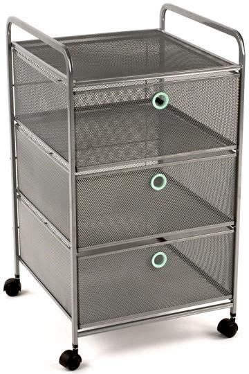3 Drawer Cart With Wheels by 1000 Ideas About Storage Cart On Storage