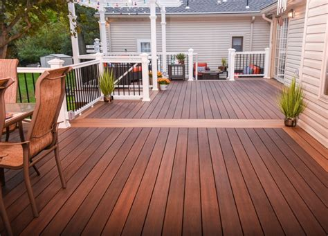 deck color select the right color composite deck boards using these