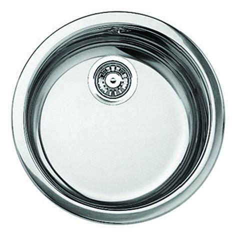 Blanco Bar Sinks by Blanco Rondo Dual Mount Stainless Steel 18 In Single