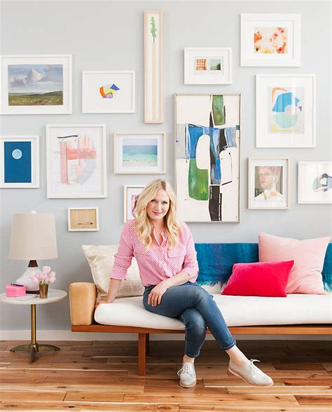 design love fest emily henderson how to create the perfect gallery wall with emily
