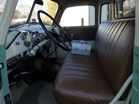1949 Chevy Interior by 1949 Chevrolet 3800 Tow Truck 180933