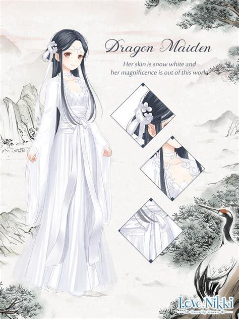 dragon maiden love nikki dress  queen wiki fandom