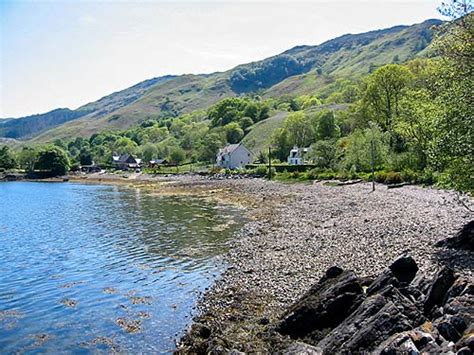 Loch Duich Cottage by Self Catering Cottage On The Shores Of Loch Duich