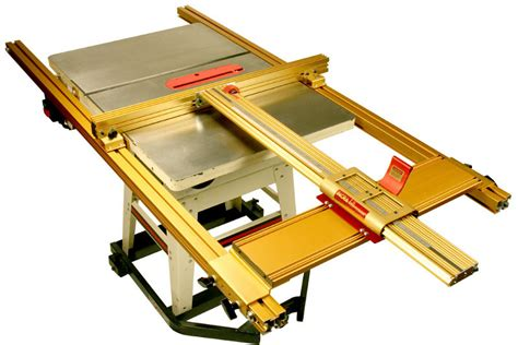 table saw fence and rail system incra table saw fence system