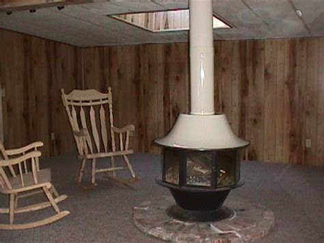Circular Fireplace by Vintage Fireplace For The Home