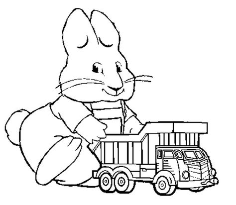 printable coloring pages max and ruby free coloring pages of max et ruby