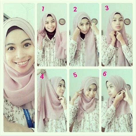 video tutorial hijab simple casual 186 best images about hijab tutorial on pinterest
