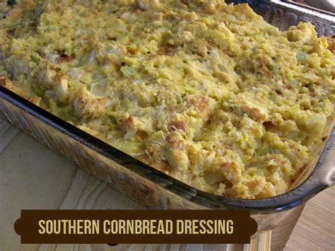 Southern Side Cornbread by Southern Style Cornbread Dressing