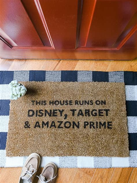 How To Make Your Own Doormat