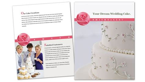 Wedding Brochure Cook by 50 Free And Premium Psd And Eps Flyer Design Templates