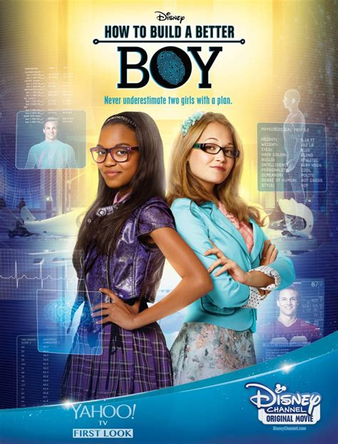 film disney vhannel first look at disney channel s quot how to build a better boy