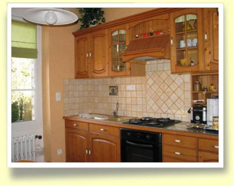 location de mat駻iel de cuisine cuisine 233 quip 233 e de la location meubl 233 e 224 bagnoles de l ornz