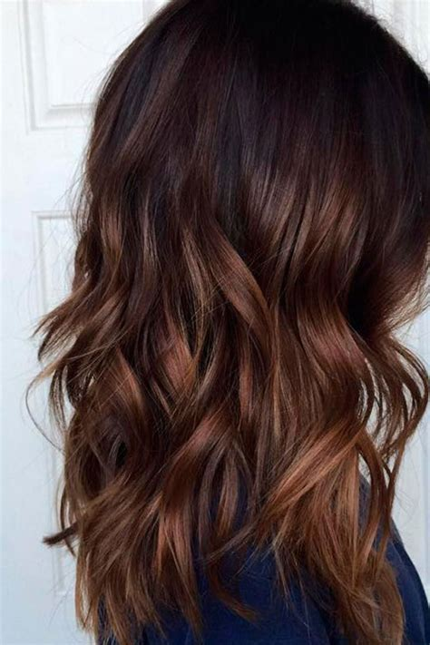 ombre light brown over 45 yrs best ombre hairstyles blonde red black and brown hair