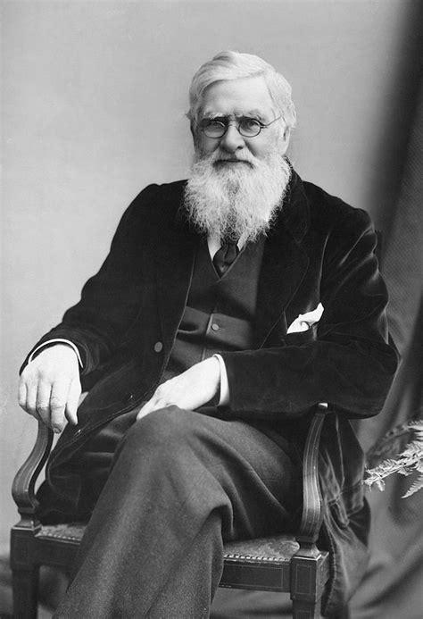 Alfred Russel Wallace – a talk by Dr Howard Jones