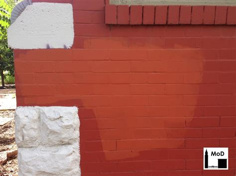 removing paint from bricks exterior painted brick the masonry of denver
