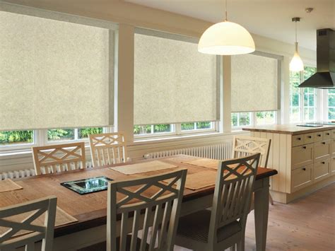 Designer Kitchen Blinds Designer Light Filtering Roller Shades Shade Works