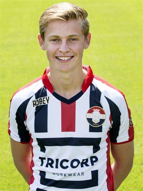 frenkie de jong football talent scout