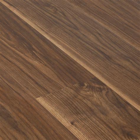 Krono Original Vario 8mm Virginia Walnut Laminate Flooring