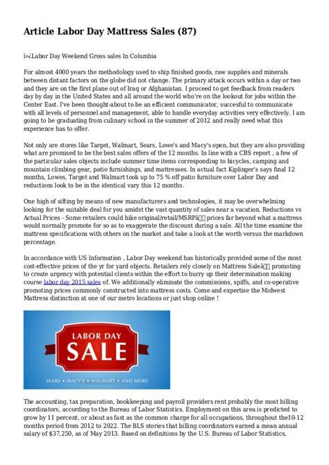 article labor day mattress sales 87