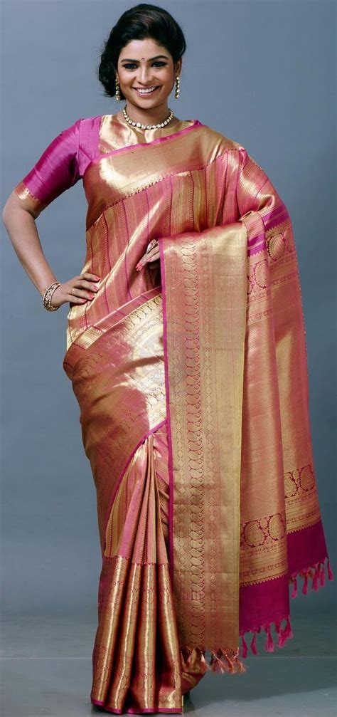 kanchipuram silk saree     south indian wedding