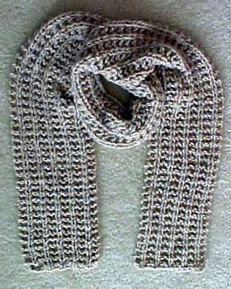 fast knitting knit gift scarf by frugal knitting haus craftsy