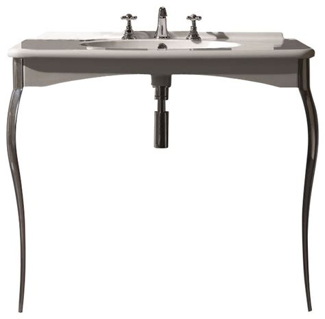 chrome legs for wall mount ws bath collections retro wall mount with legs with