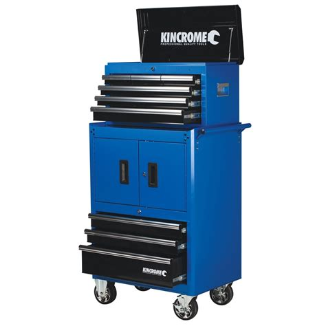 kincrome 3 drawer tool chest kincrome 9 drawer tool chest and trolley combo bunnings