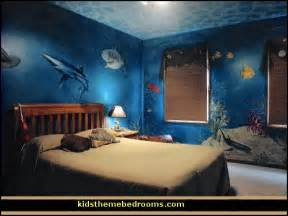 Ocean Themed Bedroom Ideas Decorating Theme Bedrooms Maries Manor Mermaid Bedding