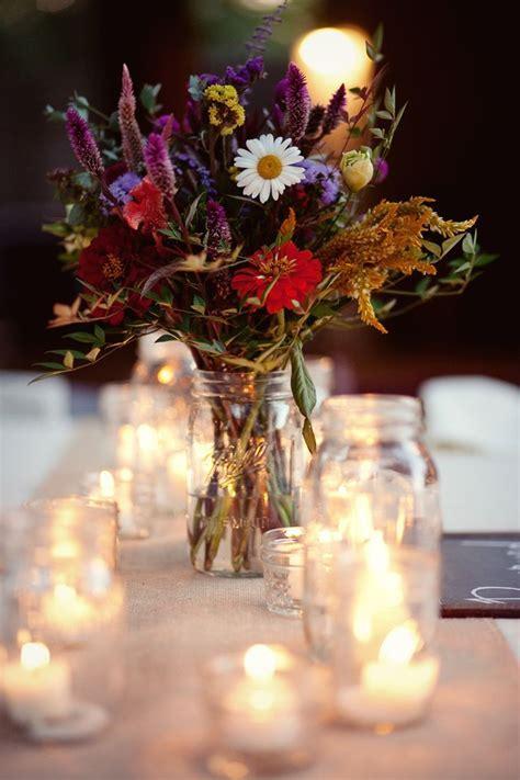 134 best Wedding & Shower Centerpieces in Mason Jars