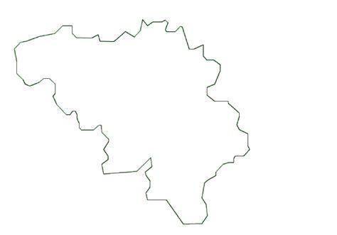 belgium map outline map of belgium terrain area and outline maps of belgium