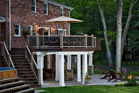best backyard decks and patios raleigh outdoor kitchens