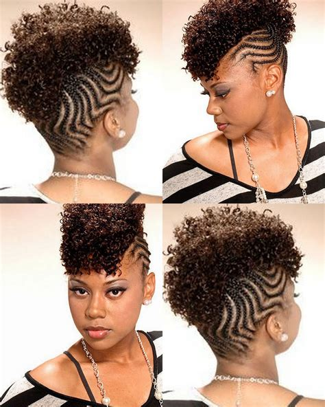 best hair to use for braided mohawk 35 gorgeous cornrow hairstyles perfect for all occasions
