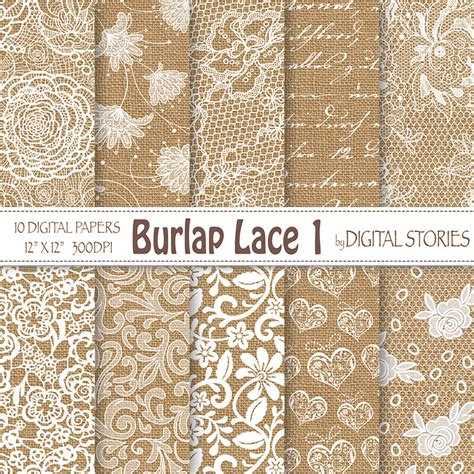 How To Make Lace Paper - burlap ribbon clipart clipart suggest