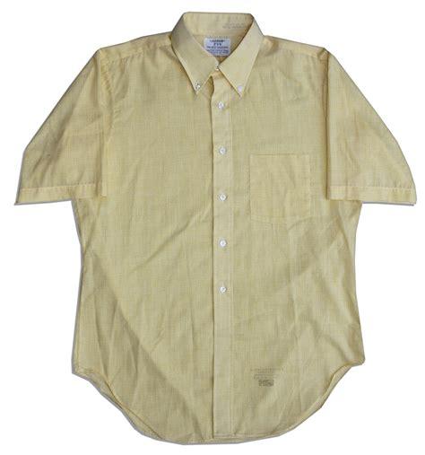 Buddy Shirt lot detail buddy owned worn shirt