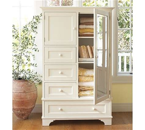 ashby armoire cynthia chiffonier potterybarn master suite pinterest