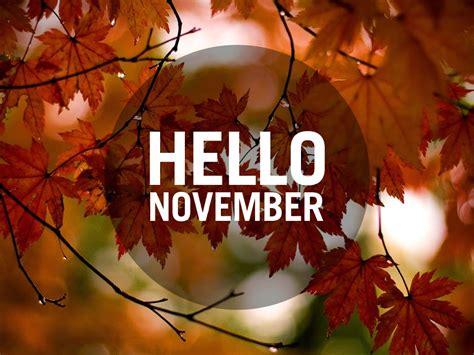 for november hello november scatteredimpressions