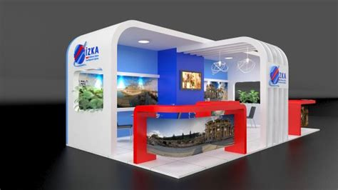 Supplier Baju Maxima Top Ef megamold fair stand fair stands exhibition stand