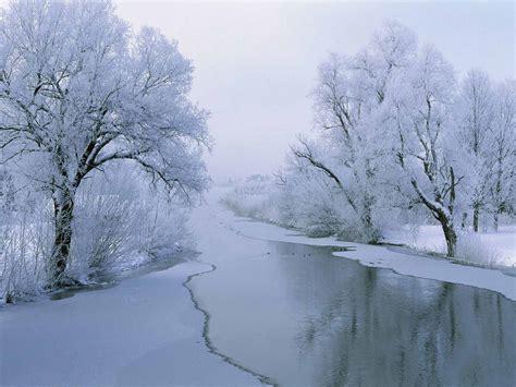 HD Wallpapers: Winter Scenes for Desktop 3d Wallpaper For Winter