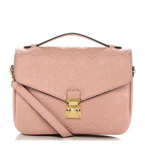 Tas Luis Vuitton Metis Empreinte Ros louis vuitton empreinte pochette metis poudre 184198