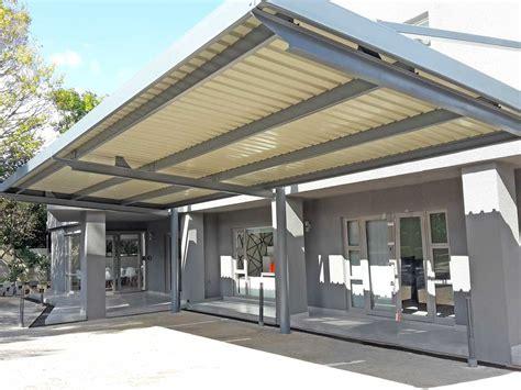 Cantilever Carport Design designer cantilever carport ecospan carports shadeports