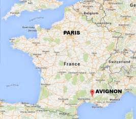 Avignon France Map by Avignon Map Submited Images