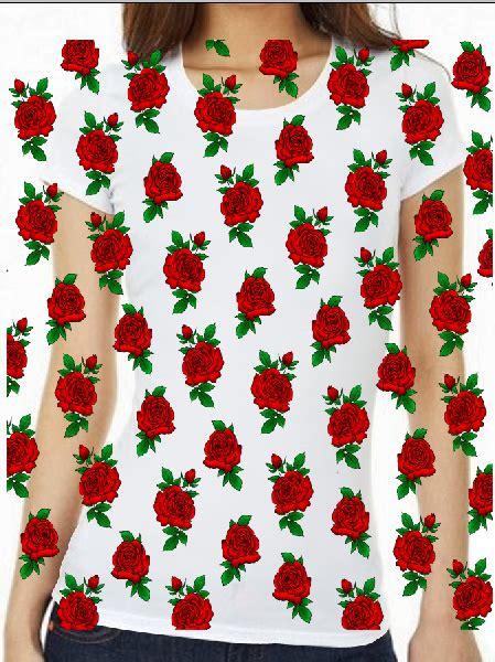cara membuat desain baju kaos dengan photoshop cara membuat desain kaos baju cewek motip full print