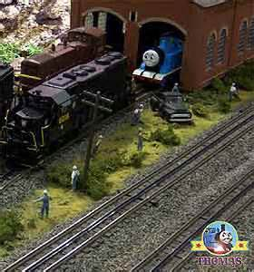 Ho bachmann and hornby thomas the tank engine and friends thomas