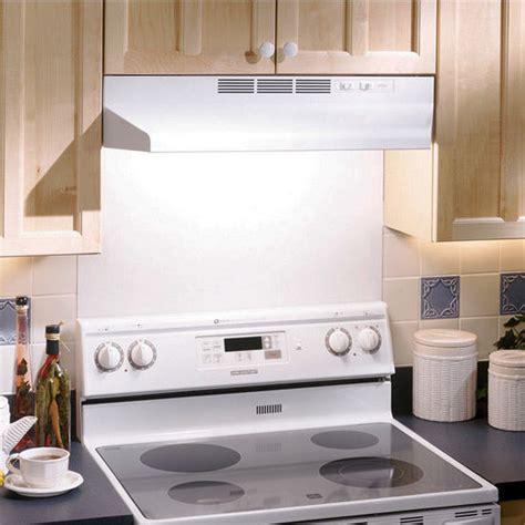 range hoods economy 41000 series ductless under cabinet